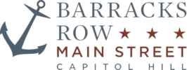 Barracks Row Main Street logo